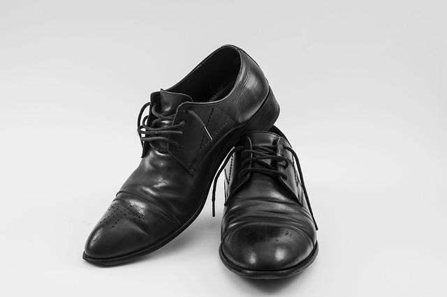 Jak wyczyścić buty skórzane?