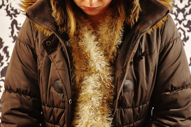Modna kurtka damska na jesień